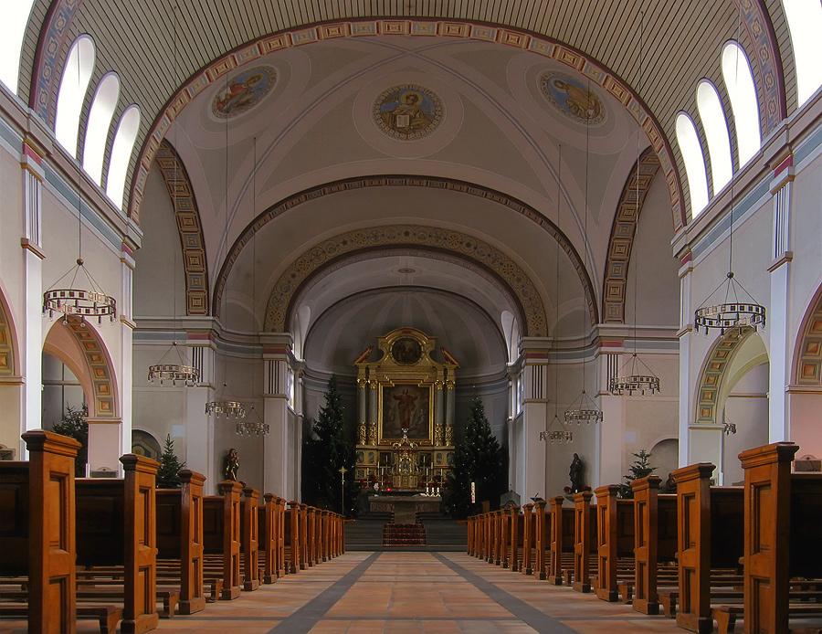 Herz Jesu Kirche Gladbeck
