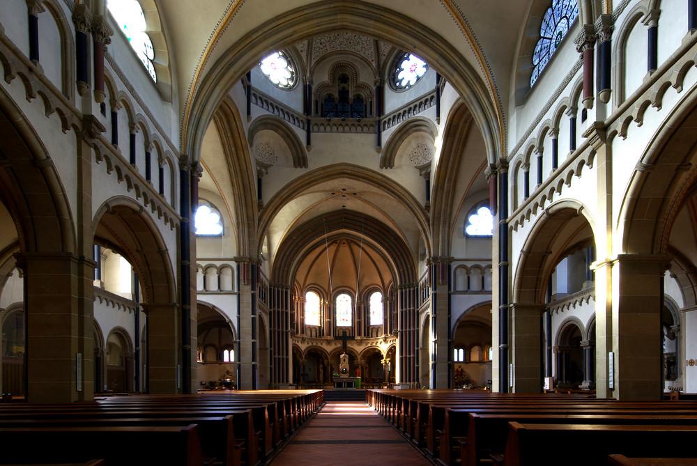 Herz-Jesu-Kirche (Innenraum)