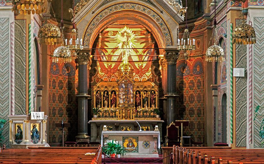 Herz Jesu Kirche Innsbruck