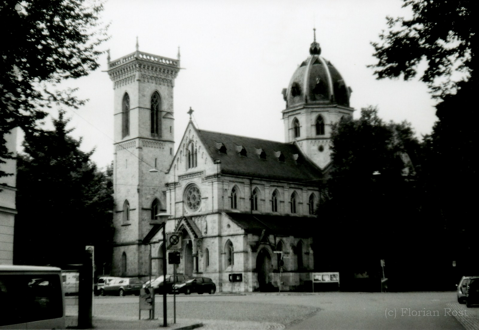 Herz-Jesu-Kirche Weimar