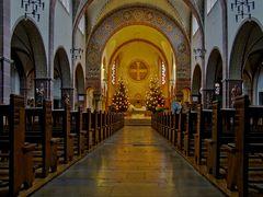 Herz Jesu Kirche Werne
