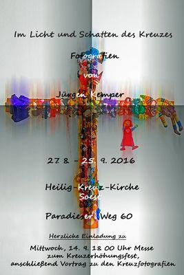 Herzliche Einladung zu meiner Fotoausstellung in Soest