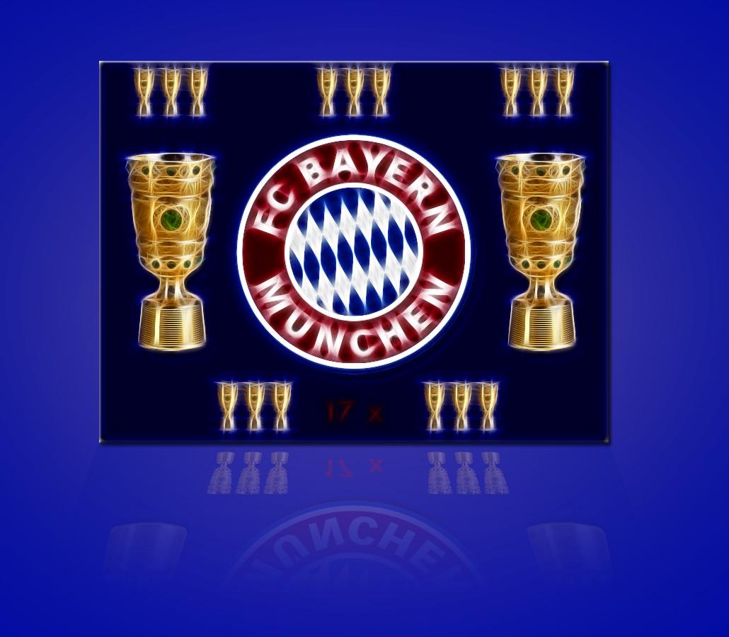 Herzlichen Glückwunsch FC Bayern München
