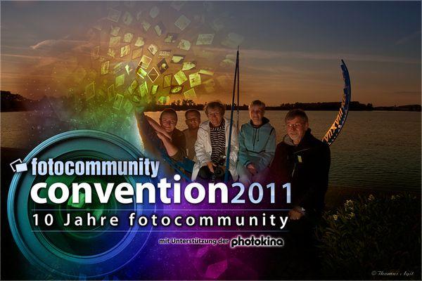 Herzlichen Glückwunsch fotocommunity!