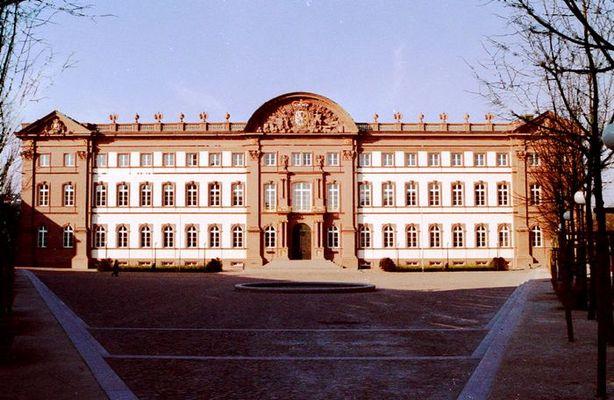 Herzogliches Schloß in Zweibrücken