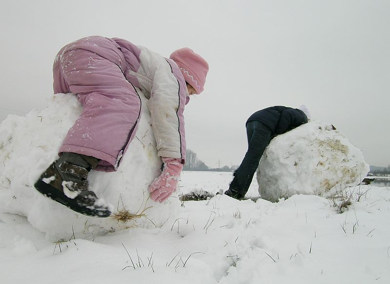 Hessenmeisterschaften im Schneeball - Dauerliegen