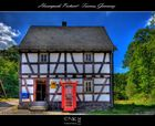 Hessenpark - Postamt, Germany