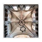 Hessische Impressionen - Limburger Dom ||| Deckengewölbe