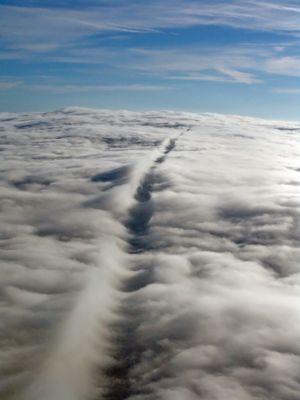 hessischer Wolkentunnel
