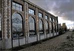 Het pomphuis in Antwerpen