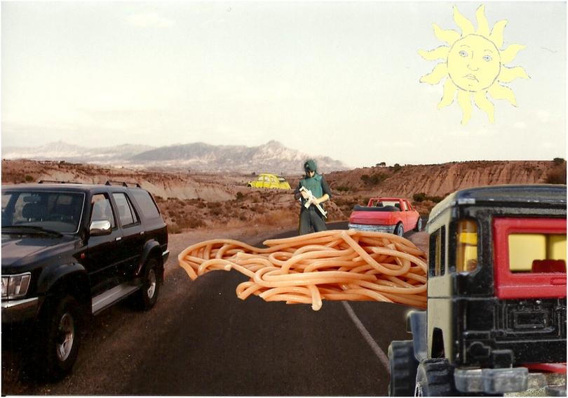 Heut´ fahren wir zum Italiener...