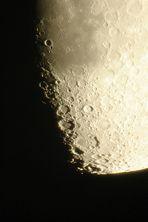 Heute Abend, Mondlandschaft