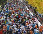 Heute beim Marathon