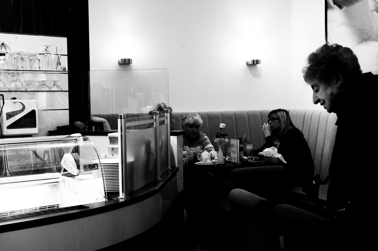 heute im Cafe