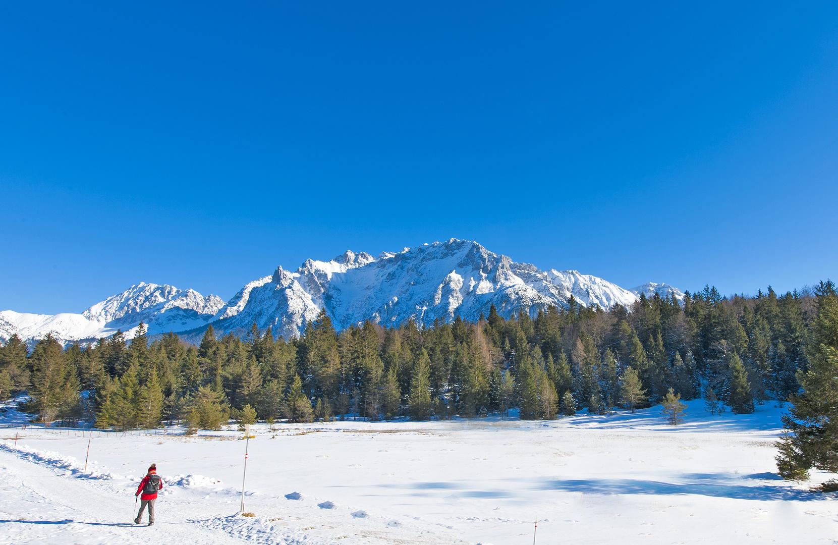Heute im Karwendel