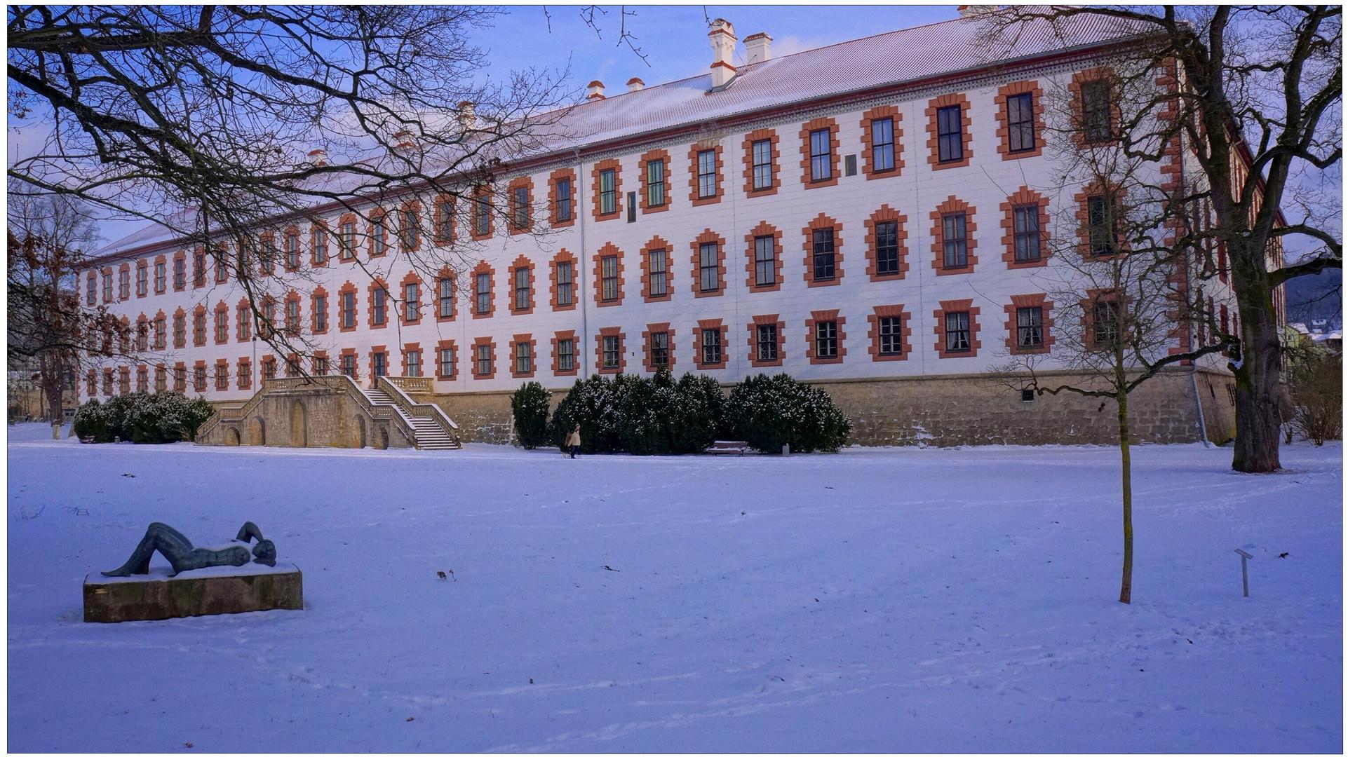 Heute in Meiningen V (hoy en Meiningen V)