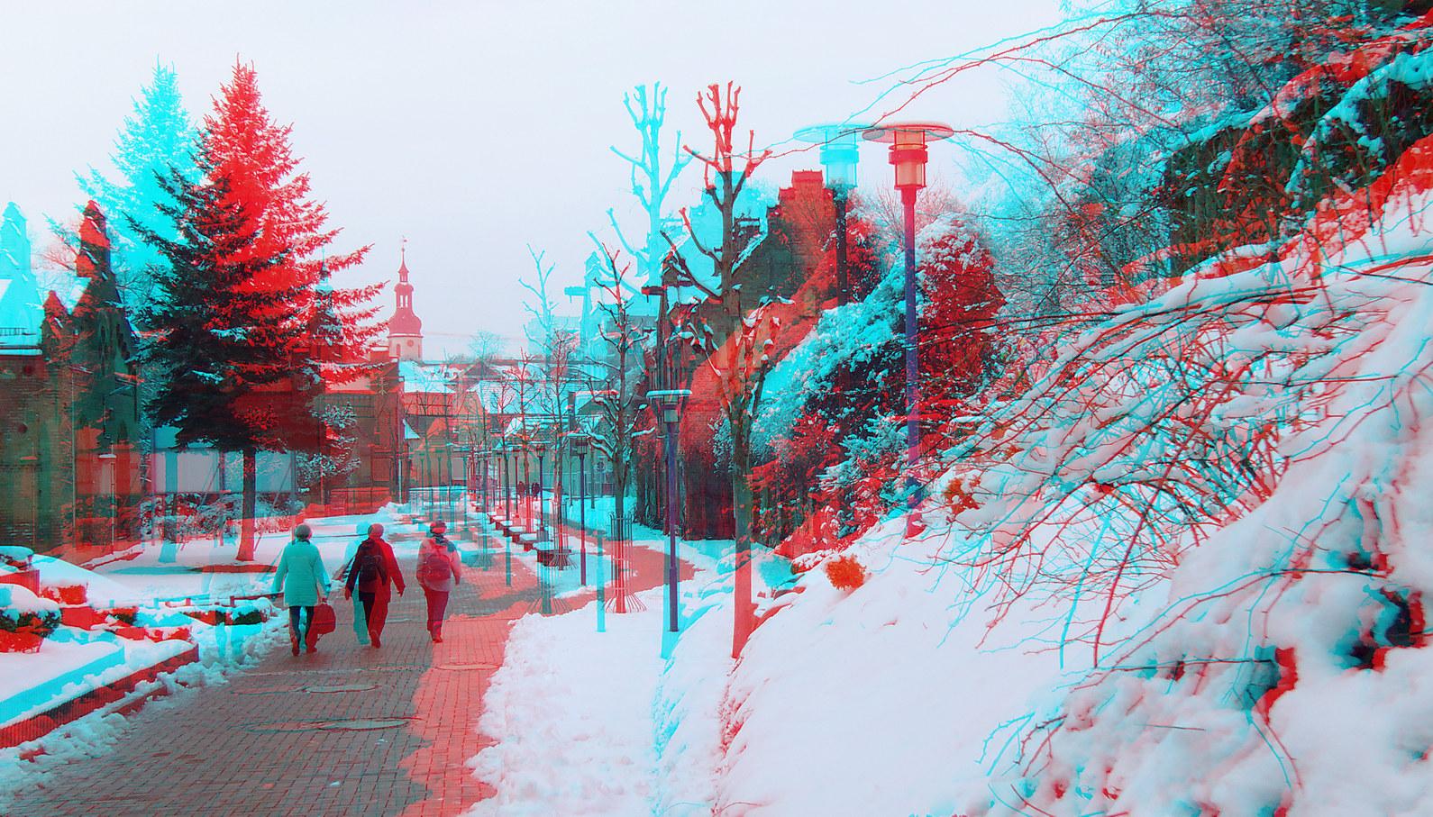Heute ist Frühlingsanfang (3D-Foto 2)