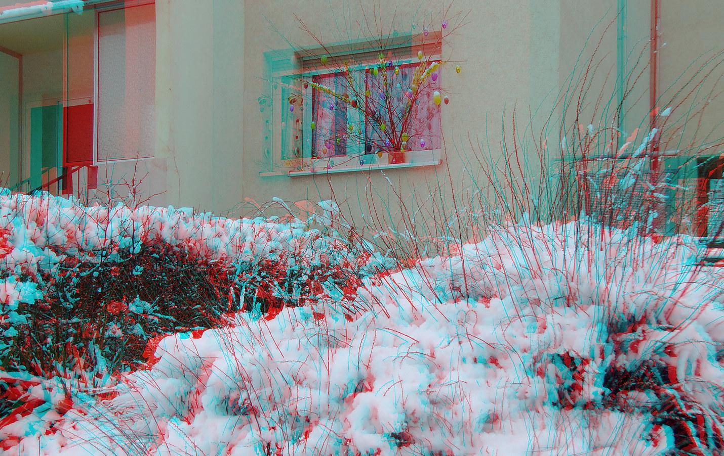 Heute ist Frühlingsanfang (3D-Foto 3)