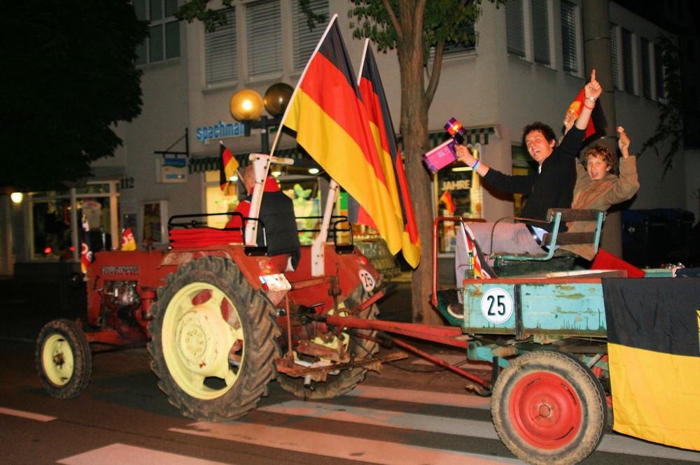 Heute Nacht in Deutschland... 2