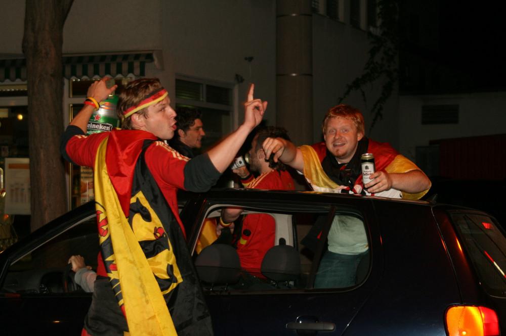 Heute Nacht in Deutschland... 3