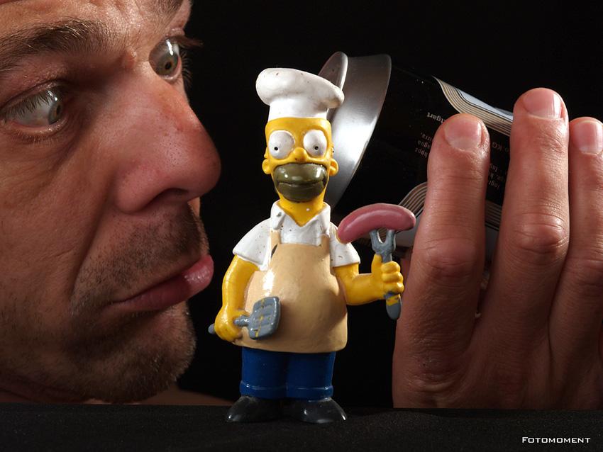 Heute schon einen Homer verursacht?