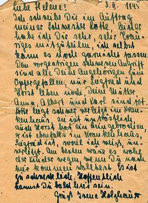 Heute vor 70 Jahren - am 1. September 1939 ...