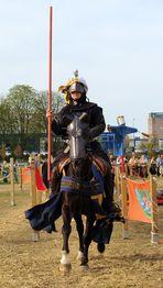 Heute zu Neuss....waren die Rittersleut anwesend....
