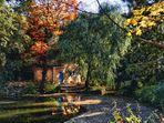 Hexenhäuschen im Herbst