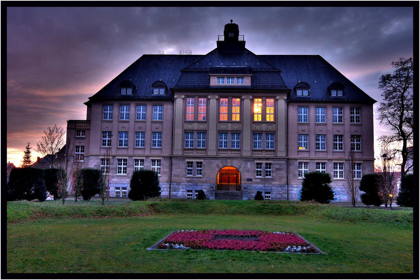 Hexenmeister Villa