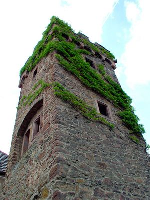 Hexenturm Obernburg (The Witches Tower!)