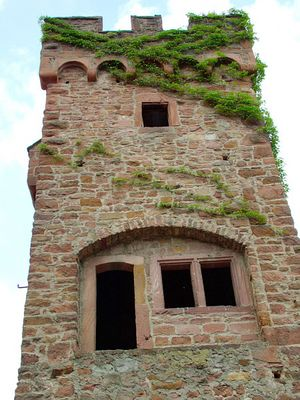 Hexenturm (The Witches Tower!)