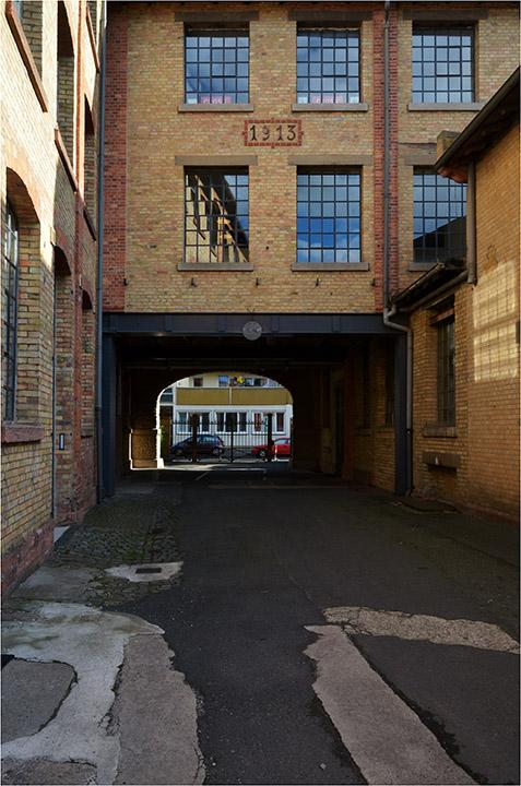 Heyne Fabrik (ehemalige Metallfabrik in Offenbach) III