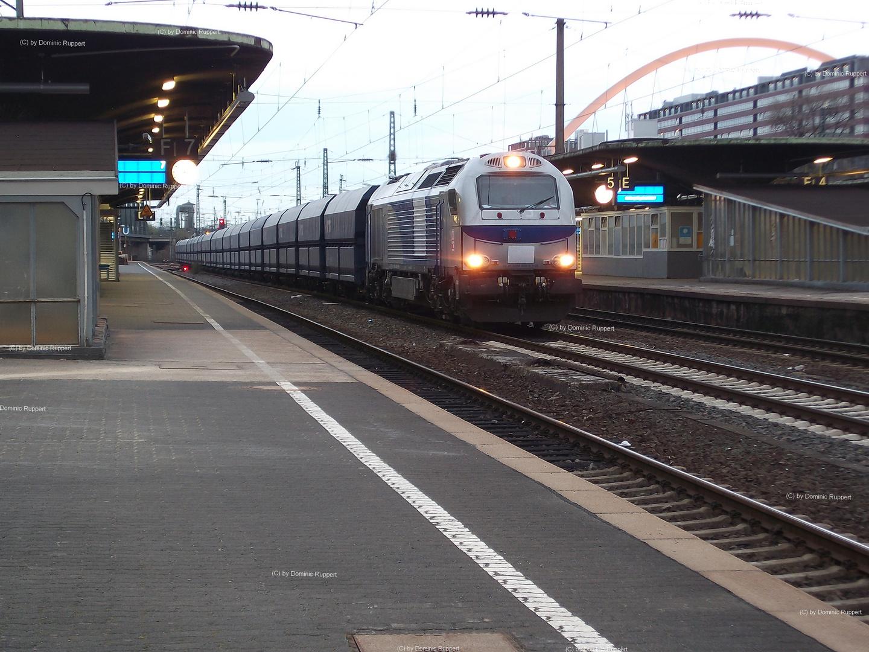 HGK´S 4000er in Köln Deutz