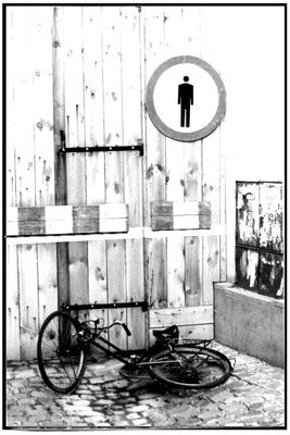 hidden biker