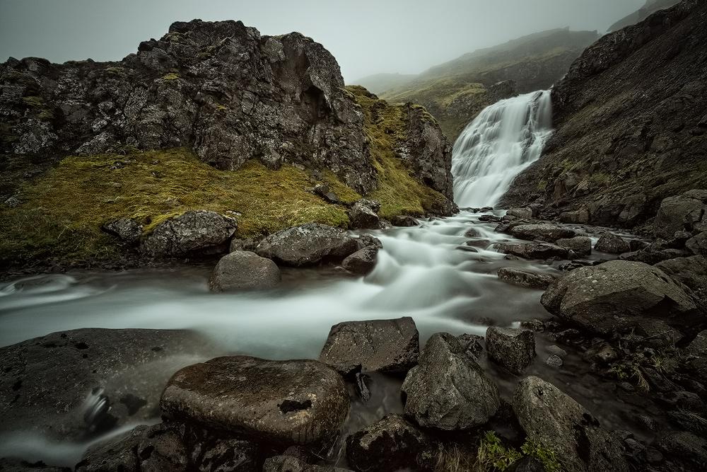 [ … hidden waterfall ]