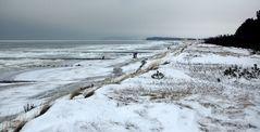 Hiddensee im Winter