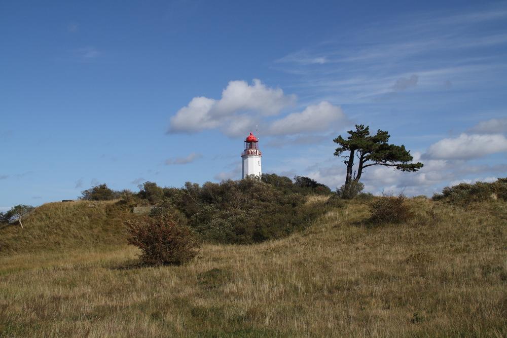 Hiddensee Leuchturm