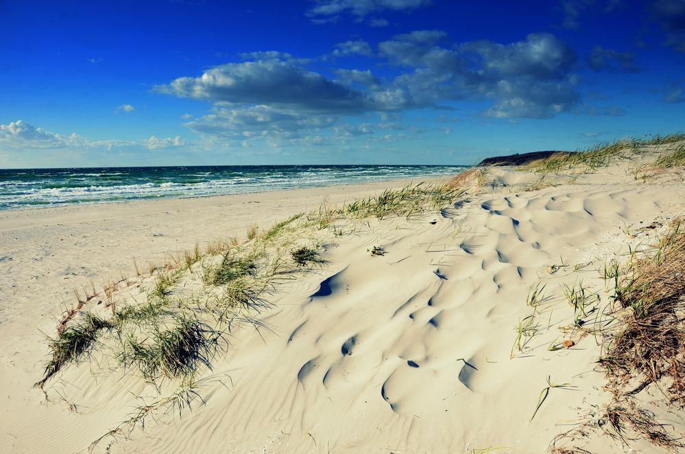 Hiddensee und sein Strand