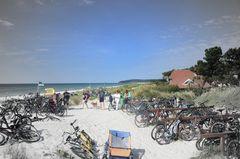 Hiddensee und seine Parkplätze
