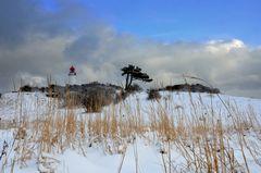 Hiddensee winterlich