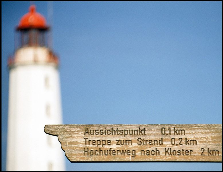 Hiddenseer Leuchtturm 2