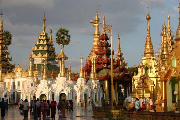 Hier findet man noch gelebten, ehrlichen Buddismus