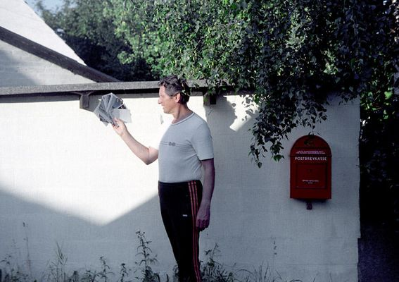 Hier geht die Post ab!