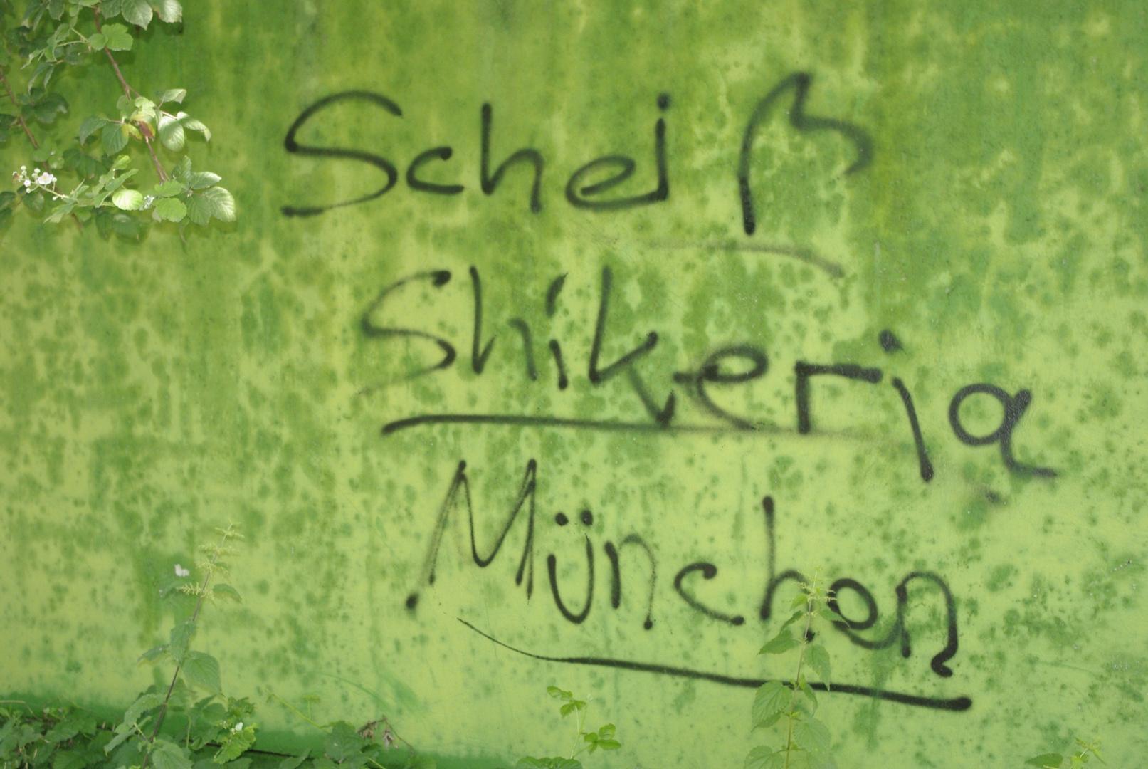...hier in Pott drin, spricht man halt deutsch !
