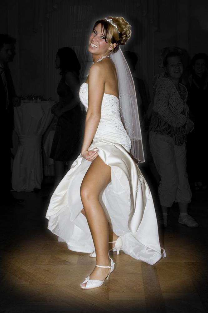 Hier kommt die Braut^^