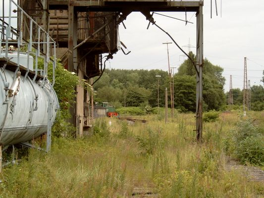 Hier soll Railworld enstehen?