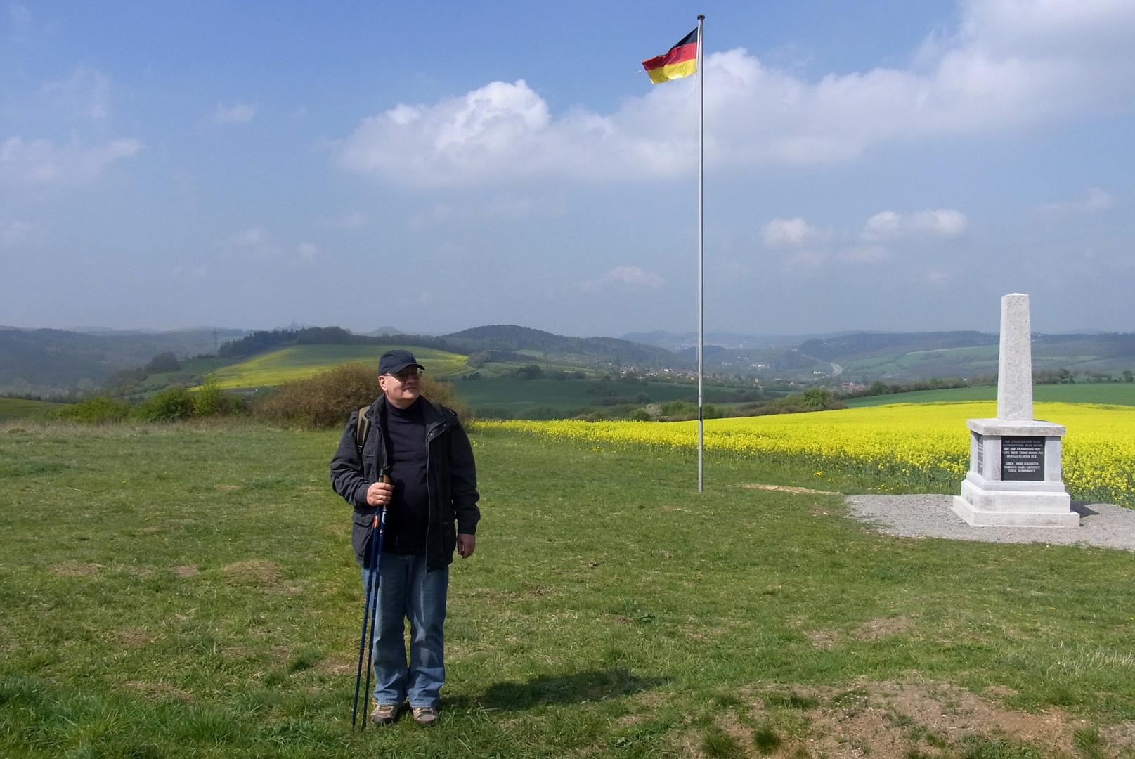 Hier war einst Napoleon in Thüringen