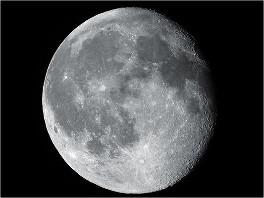 hier war nix mit Mondfinsternis