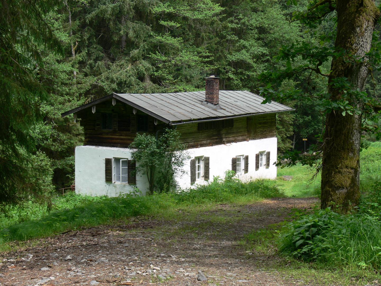 Hier wohnte Rotkäppchens Großmutter