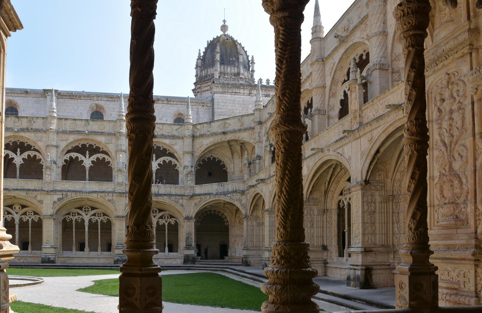Hieronymuskloster - Lissabons spätgotisches Meisterwerk